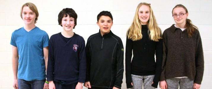 Monument Valley 8th graders selected as Project 351 ambassadors